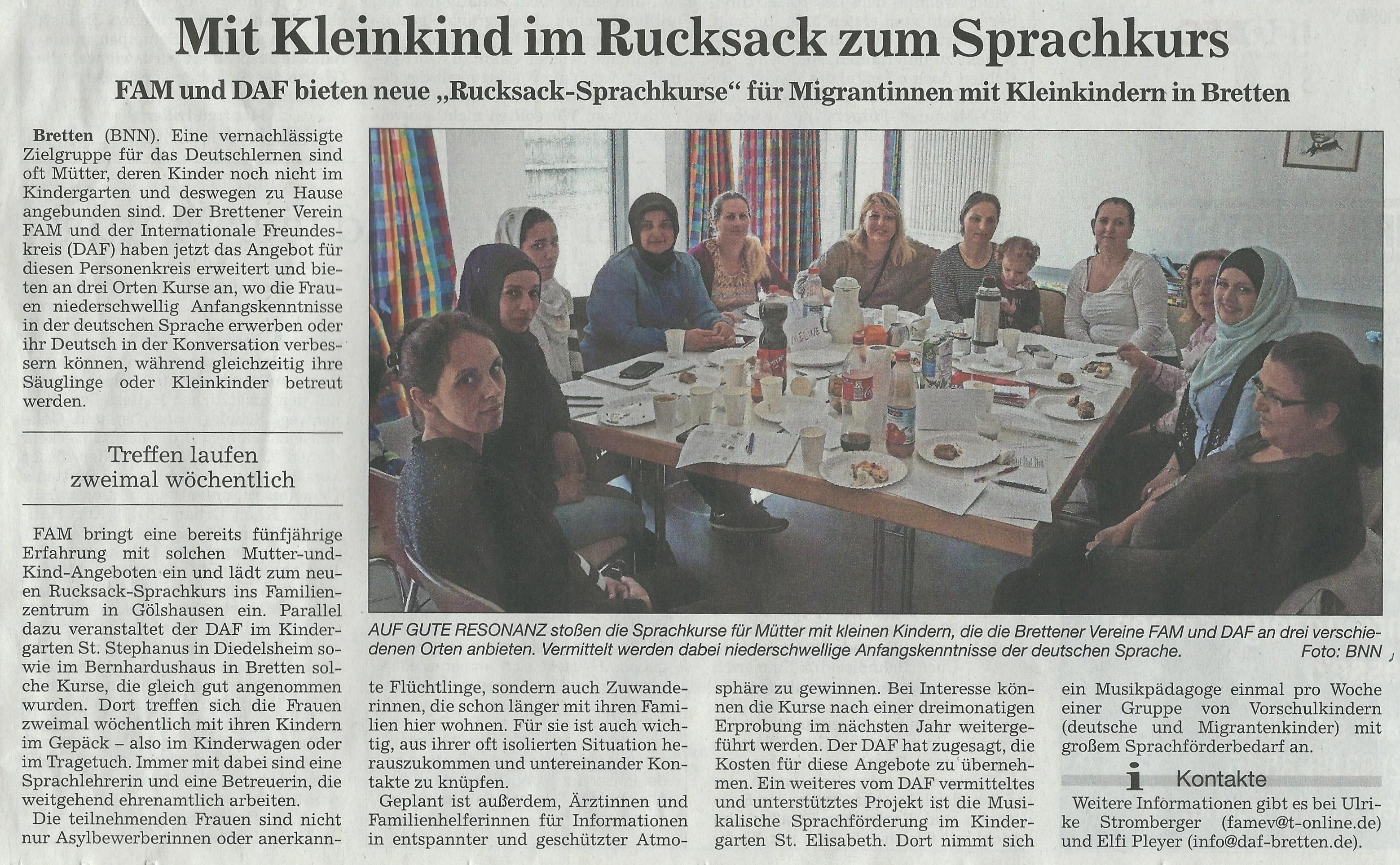 artikel deutsche sprache